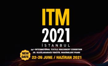 ITM2021 Fuarı'na Katılıyoruz
